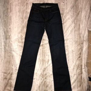 New J Brand Boot cut jeans